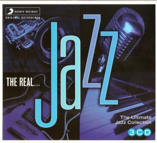 Various ‎– The Real... Jazz [3CD] Import