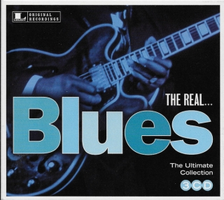 Various ‎– The Real... Blues [3CD] Import
