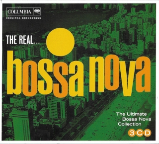 Various ‎– The Real... Bossa Nova [3CD] Import