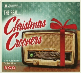 Various ‎– The Real... Christmas Crooners [3CD] Import
