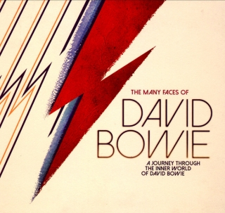 Various ‎– The Many Faces Of David Bowie [3CD] Import