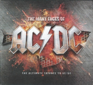 Various ‎– The Many Faces Of AC/DC [3CD] Import