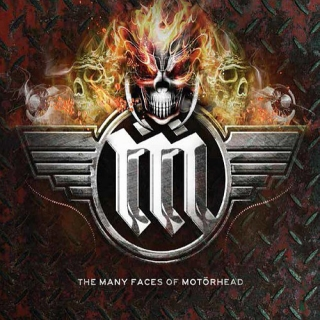 Various ‎– The Many Faces Of Motörhead [3CD] Import