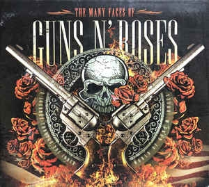 Various ‎– The Many Faces Of Guns N' Roses [3CD] Import