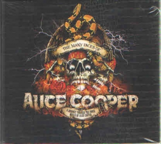 Various ‎– The Many Faces Of Alice Cooper [3CD] Import