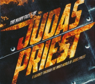 Various ‎– The Many Faces Of Judas Priest [3CD] Import