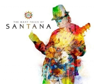 Various ‎– The Many Faces Of Santana [3CD] Import