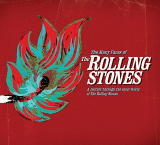 Various ‎– The Many Faces Of The Rolling Stones [3CD] Import