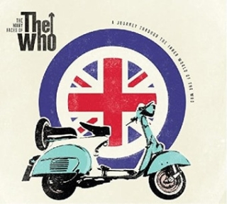 Various ‎– The Many Faces Of The Who [3CD] Import