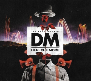 Various ‎– The Many Faces Of Depeche Mode [3CD] Import