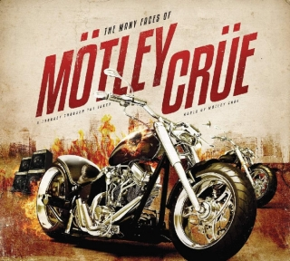 Various ‎– The Many Faces of Mötley Crüe [3CD] Import