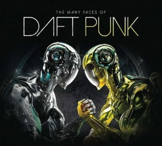 Various ‎– The Many Faces Of Daft Punk [3CD] Import