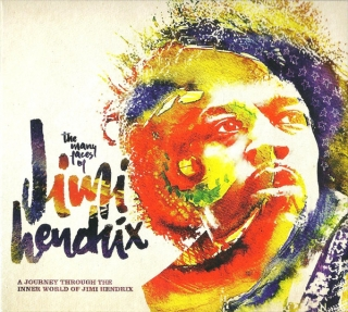 Various ‎– The Many Faces Of Jimi Hendrix [3CD] Import