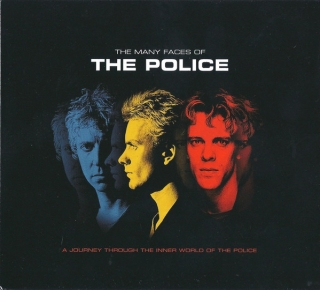 Various ‎– The Many Faces Of The Police [3CD] Import