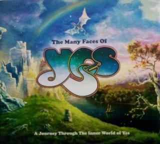 Various ‎– The Many Faces Of Yes [3CD] Import