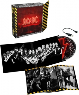 AC/DC ‎– Power Up (Deluxe CD Box) [CD] Import