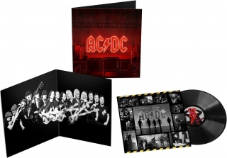 AC/DC ‎– Power Up (Black Vinyl) [LP] Import