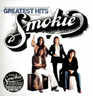 Smokie ‎– Greatest Hits (Bright White Edition) [2LP] Import