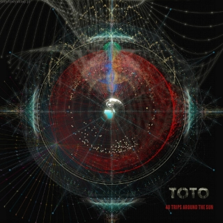 Toto ‎– 40 Trips Around The Sun [2LP] Import