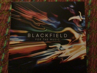 Blackfield ‎– For The Music [LP] Import