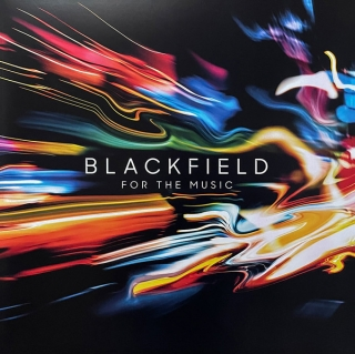 Blackfield ‎– For The Music (Ltd. Transparent Pink Vinyl) [LP] Import