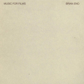 Brian Eno ‎– Music For Films [LP] Import