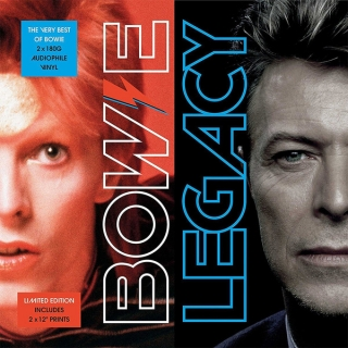 David Bowie ‎– Legacy ( Limited Edition) [2LP] Import