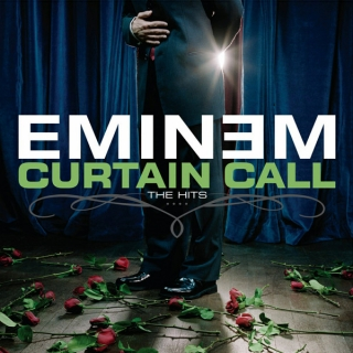 Eminem ‎– Curtain Call The Hits [2LP] Import
