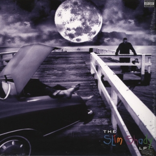 Eminem ‎– The Slim Shady [2LP] Import
