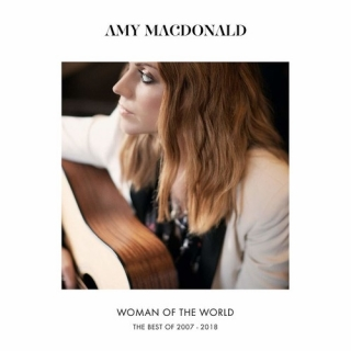 Amy MacDonald – Woman Of The World: The Best Of 2007 - 2018 [2LP] Import
