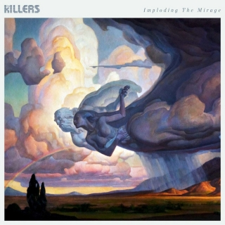 The Killers ‎- Imploding The Mirage [LP] Import