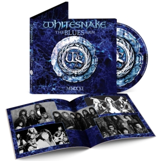 Whitesnake - The Blues Album [CD] Import