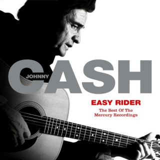 Johnny Cash - Easy Rider: The Best Of The Mercury Recordings [2LP] Import