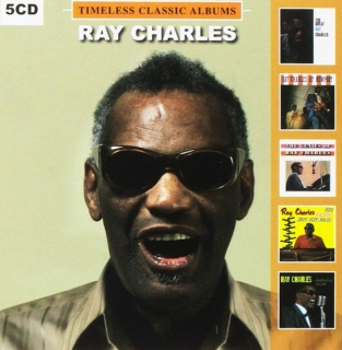 Ray Charles – Timeless Classic Albums [5CD] Import