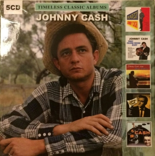 Johnny Cash – Timeless Classic Albums [5CD] Import