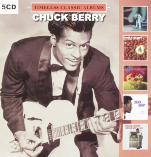 Chuck Berry – Timeless Classic Albums [5CD] Import