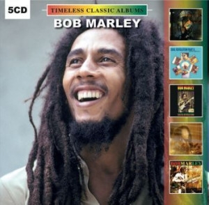 Bob Marley – Timeless Classic Albums [5CD] Import