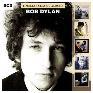 Bob Dylan – Timeless Classic Albums [5CD] Import