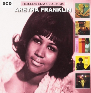 Aretha Franklin – Timeless Classic Albums [5CD] Import