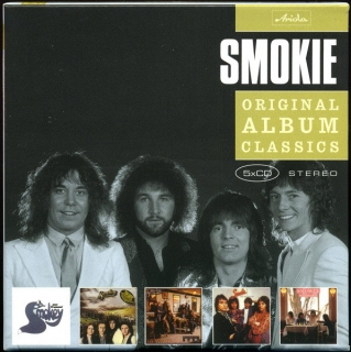 Smokie – Original Album Classics [5CD] Import