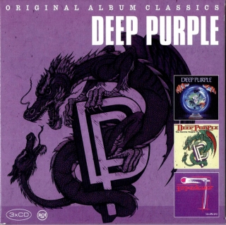 Deep Purple – Original Album Classics [3CD] Import