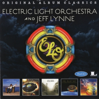 Electric Light Orchestra – Original Album Classics [5CD] Import