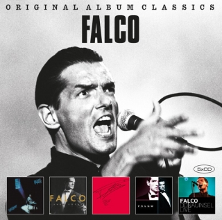 Falco – Original Album Classics [5CD] Import
