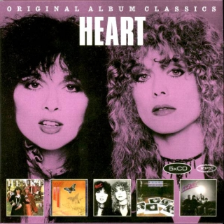 Heart – Original Album Classics [5CD] Import