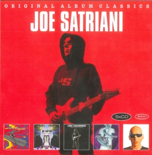 Joe Satriani – Original Album Classics [5CD] Import