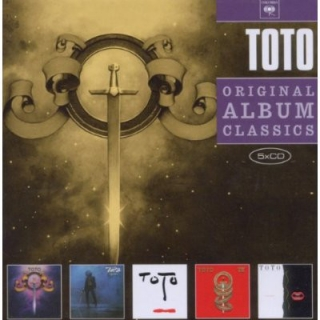 Toto – Original Album Classics [5CD] Import
