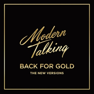 Modern Talking – Back For Gold, The New Versions (Clear Vinyl) [LP] Import